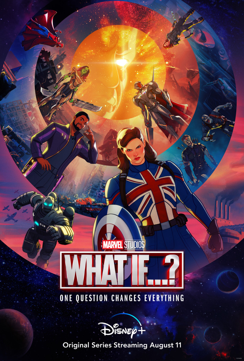 Cake's Takes on Marvel's What If...? (2021), (TV Series Review)