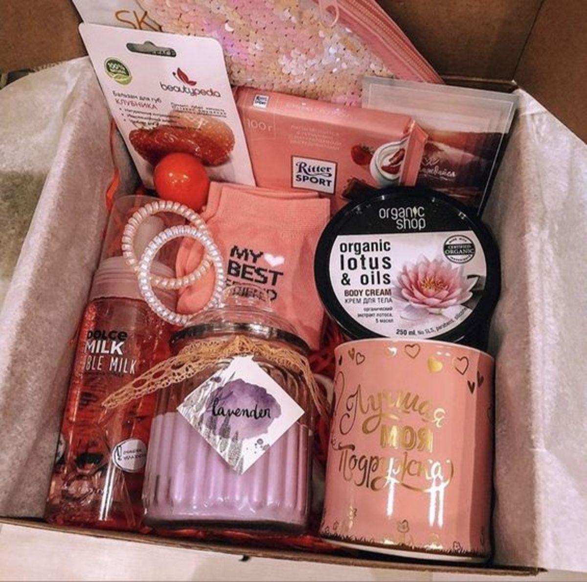 DIY Christmas Gifts for Teen Girls
