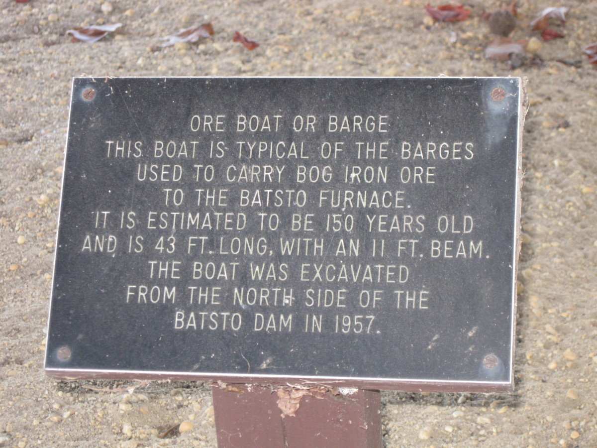 History of the Ore Barge