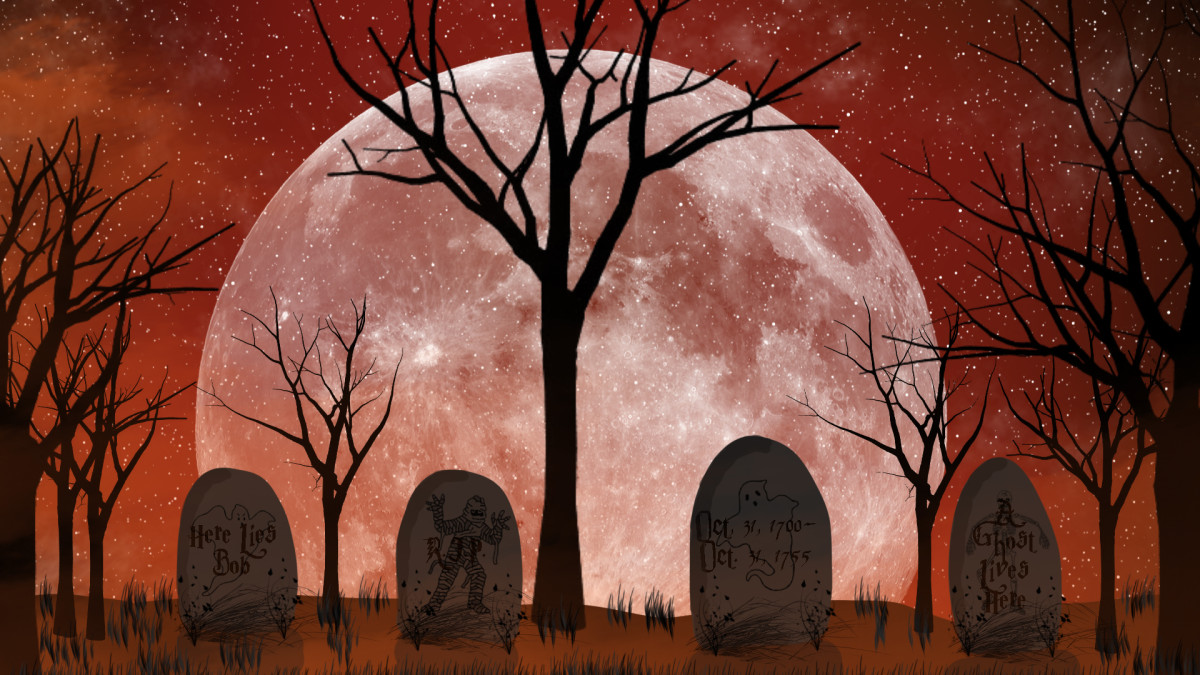 Spooky Classics To Sink Your Fangs in This Halloween