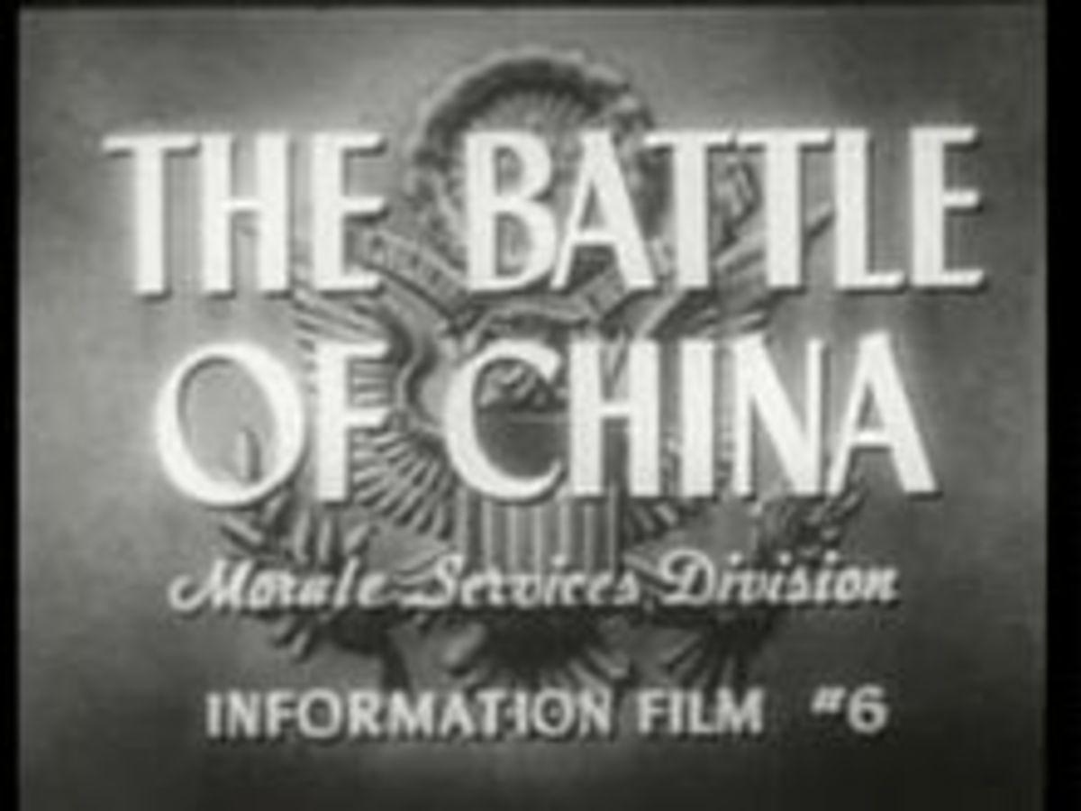 War Atrocities In China : The Nanking Massacre