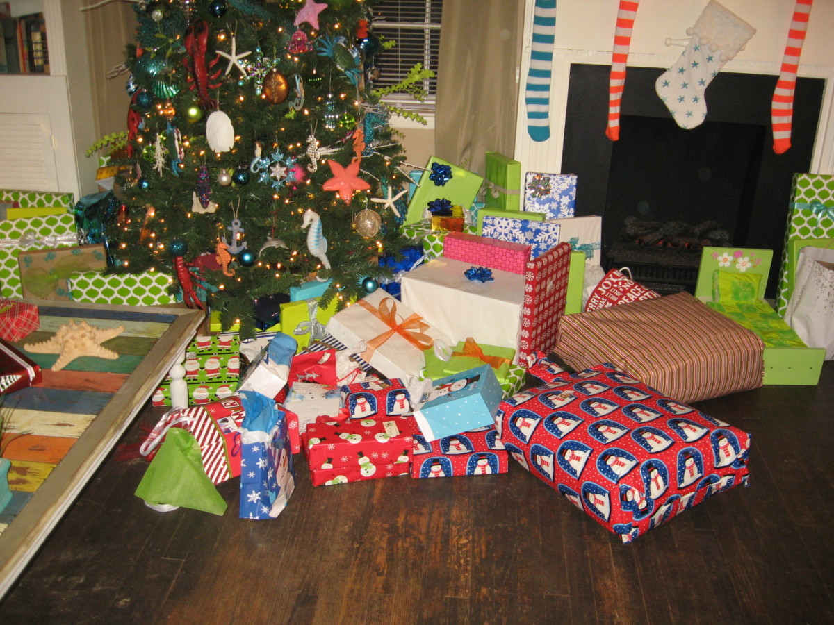 10 Great Christmas Gifts for Families