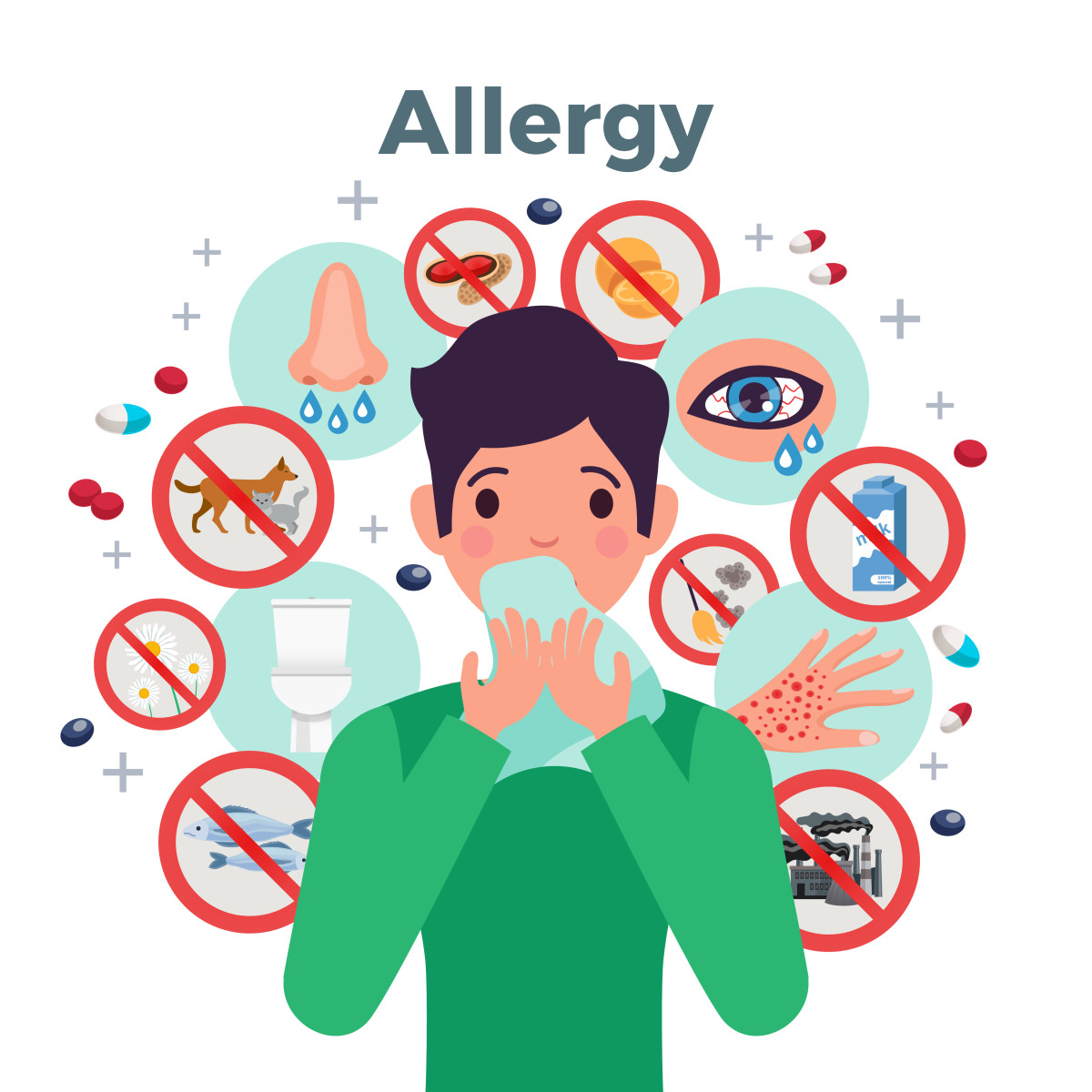 What are the causes of Allergies? How to Get Yours Diagnosed and Treated?