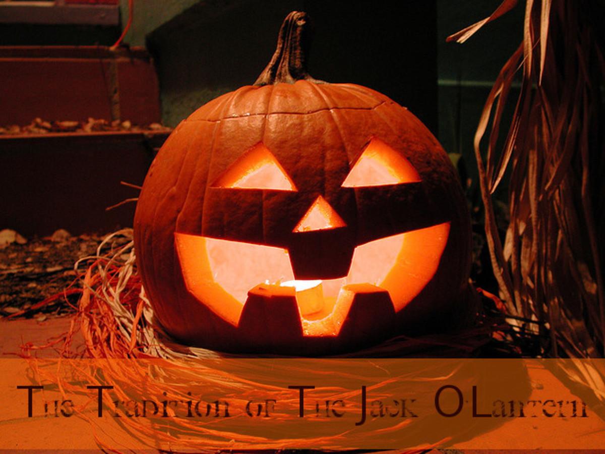 The History of The Jack O'Lantern StoryTeller