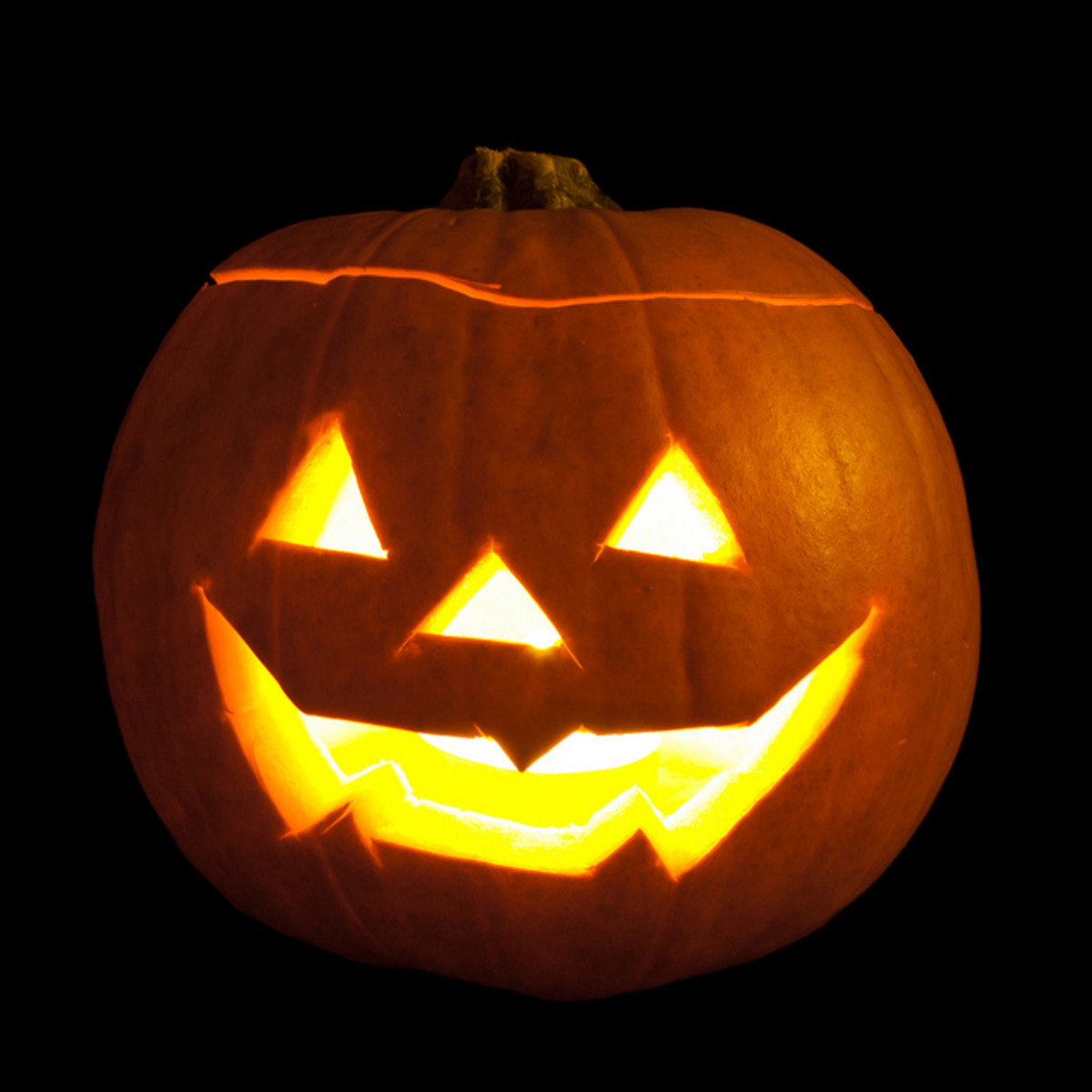 The history of the Jack O'Lantern probably goes back to the Celts.