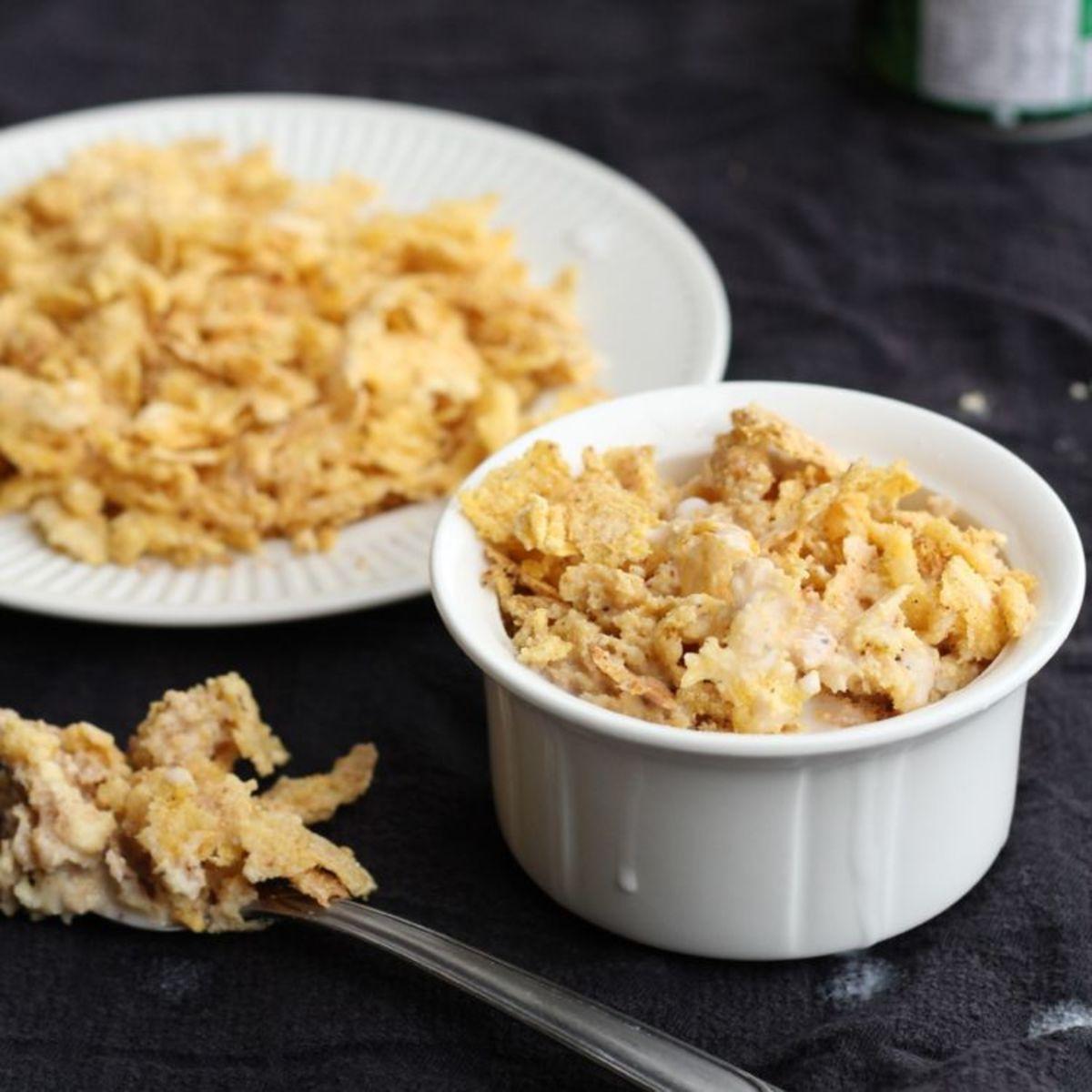 homemade cornflakes