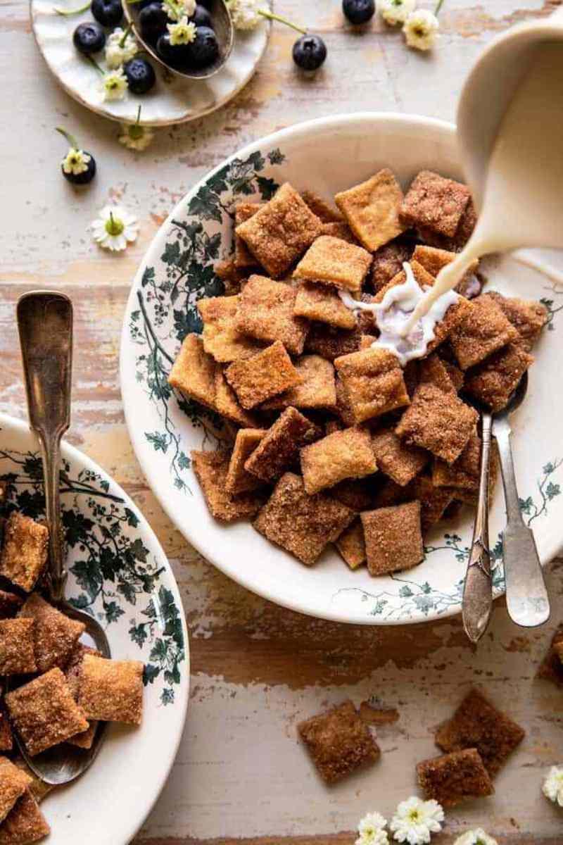 homemade cinnamon-toast crunch