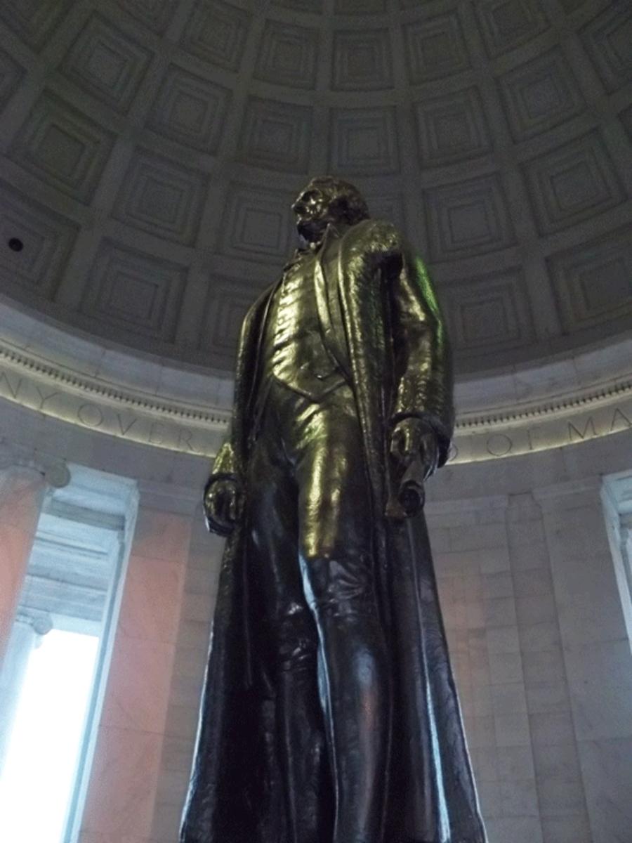 The Jefferson Memorial - 2013