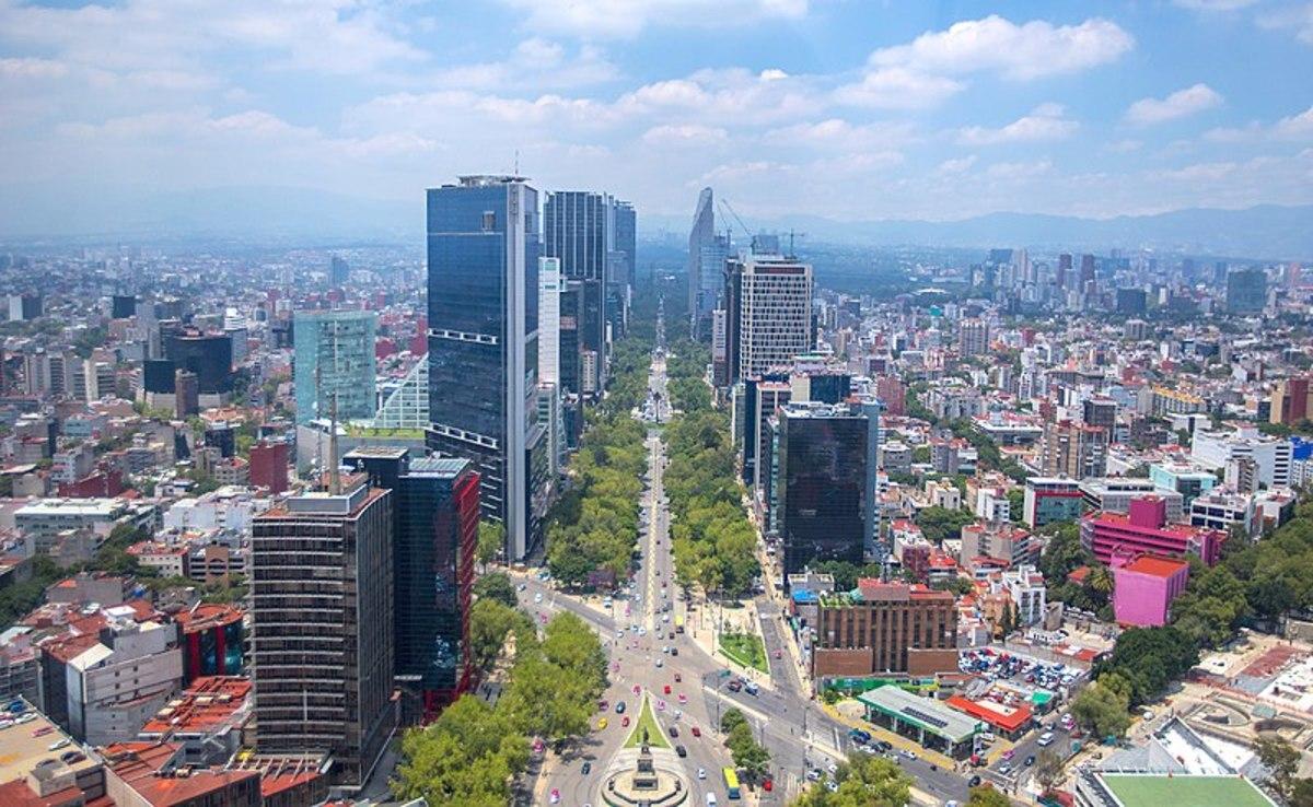Mexico City: The Sinking Megalopolis