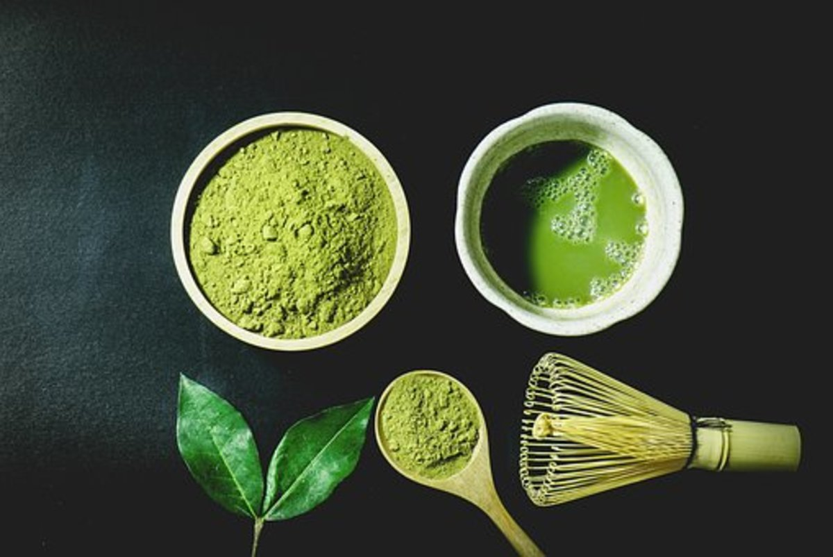 Japanese matcha tea is more powerful delivering immense health benefits.