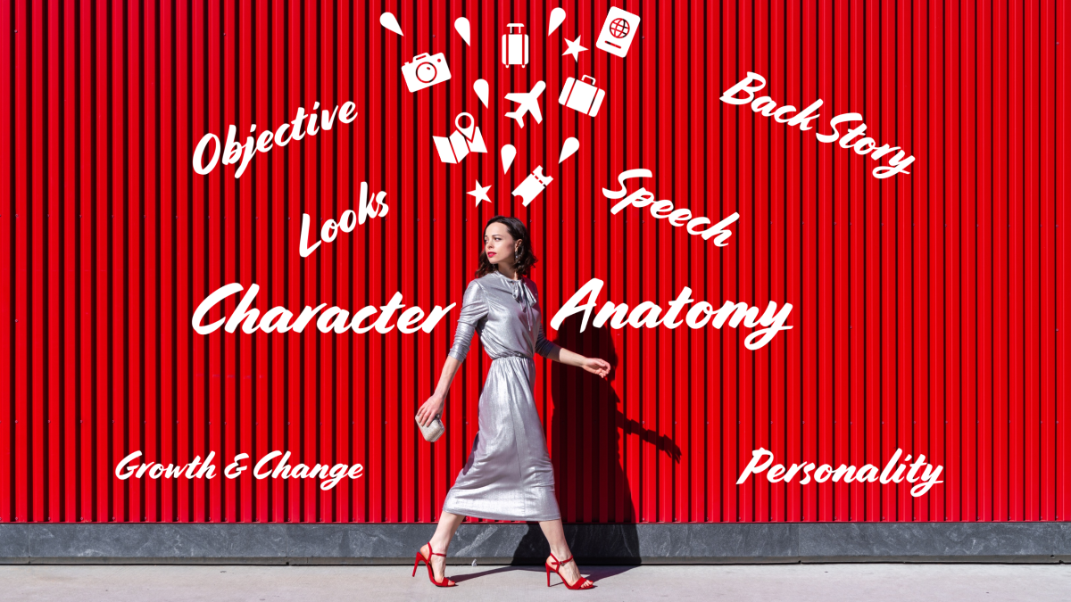 Character development is more than a description.
