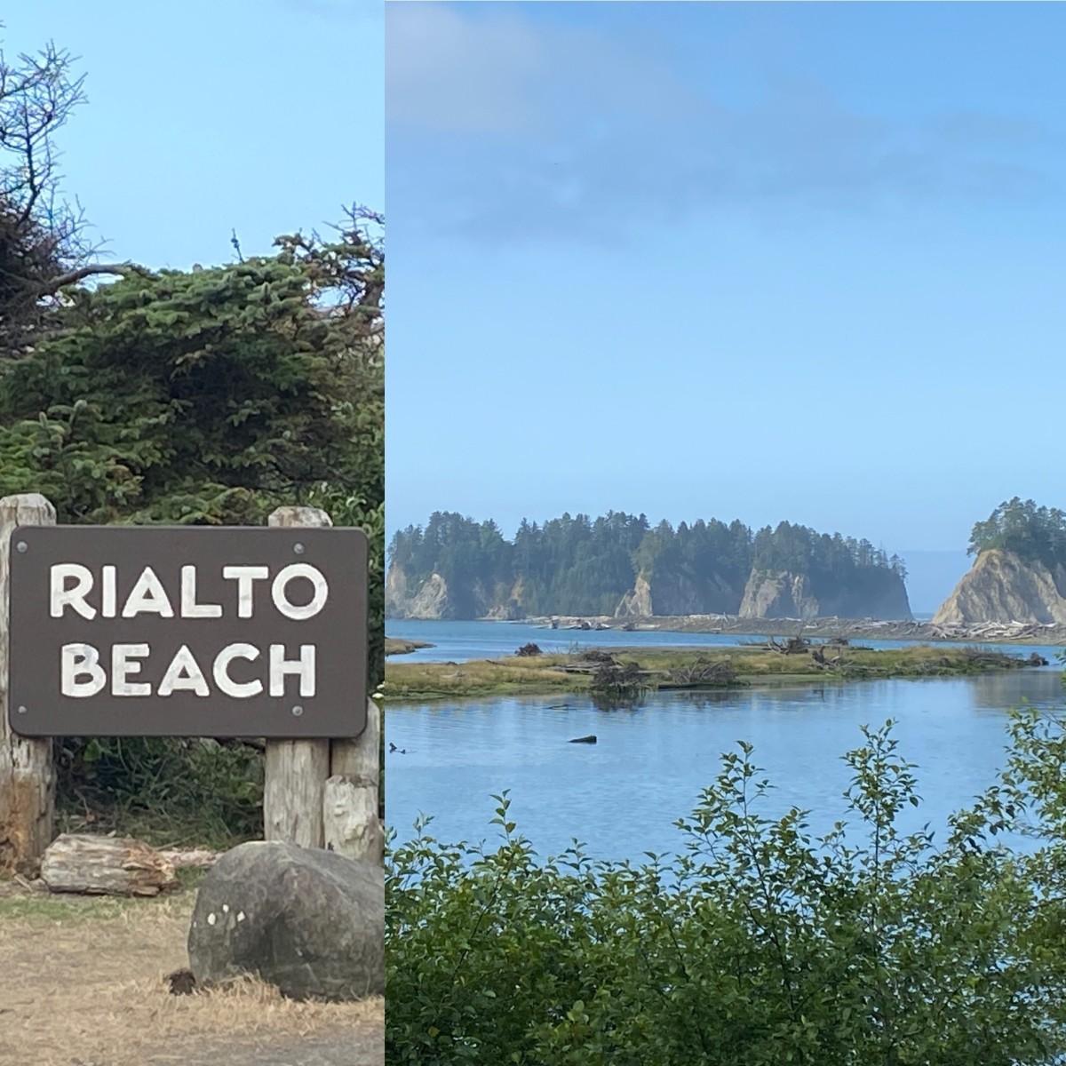 My Summertime Destination: Rialto Beach at the Olympic Peninsula