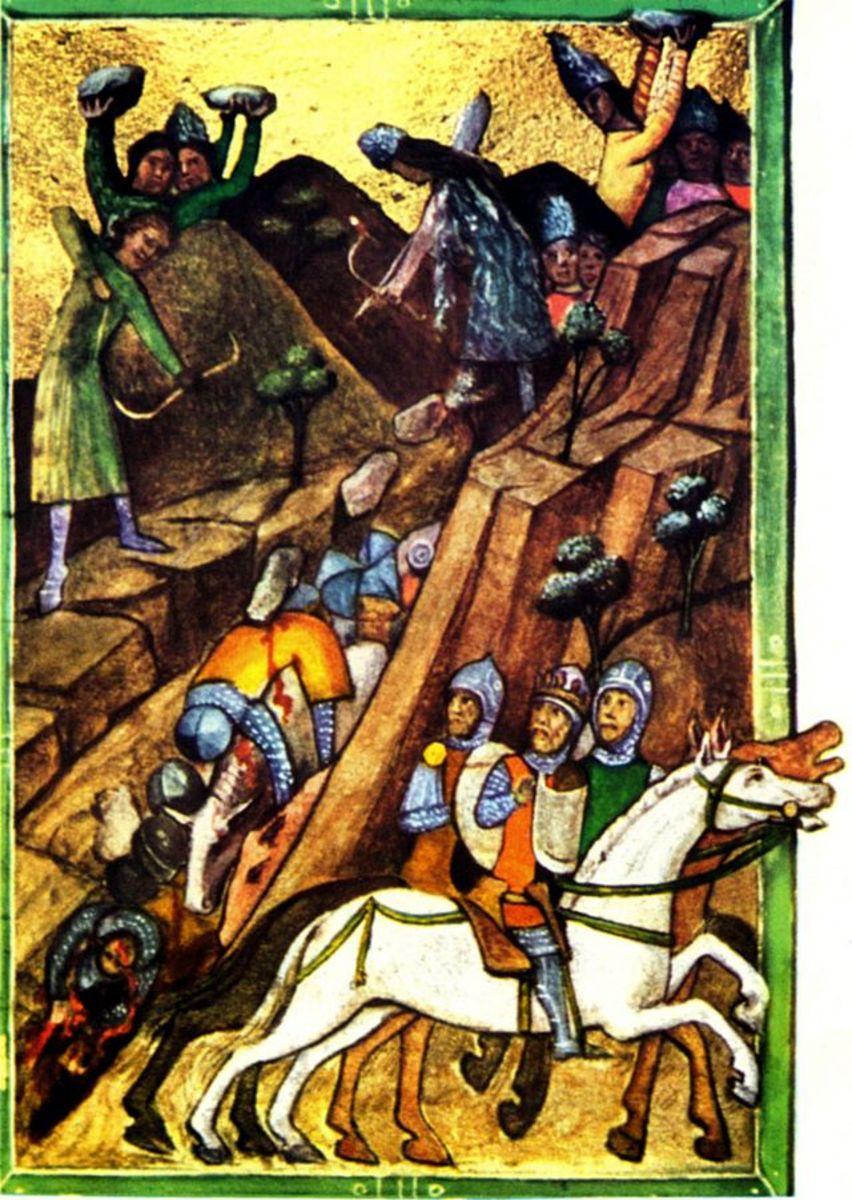 Battle of Posada