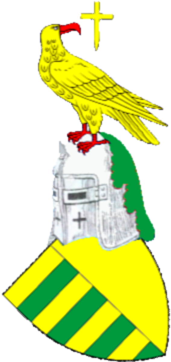 Coat of Arms of the House of Basarab