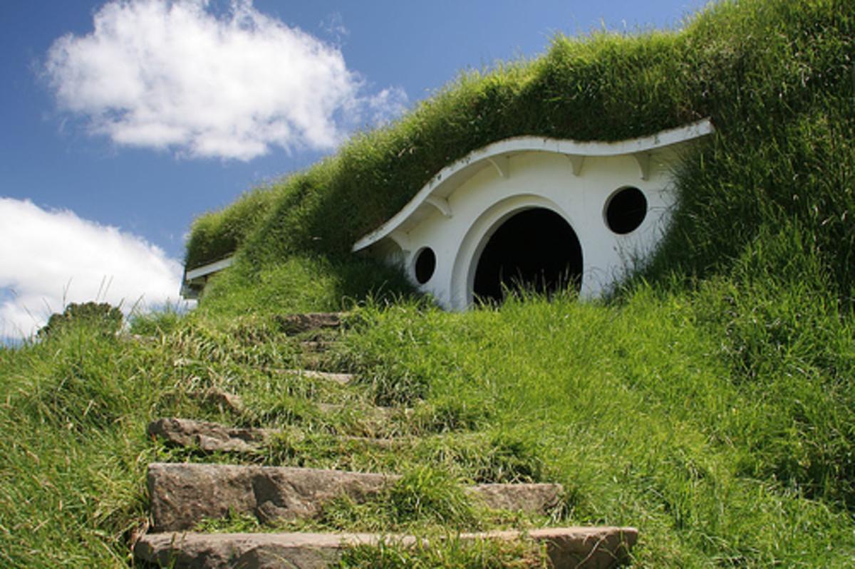 Bag End - Home of Bilbo Baggins