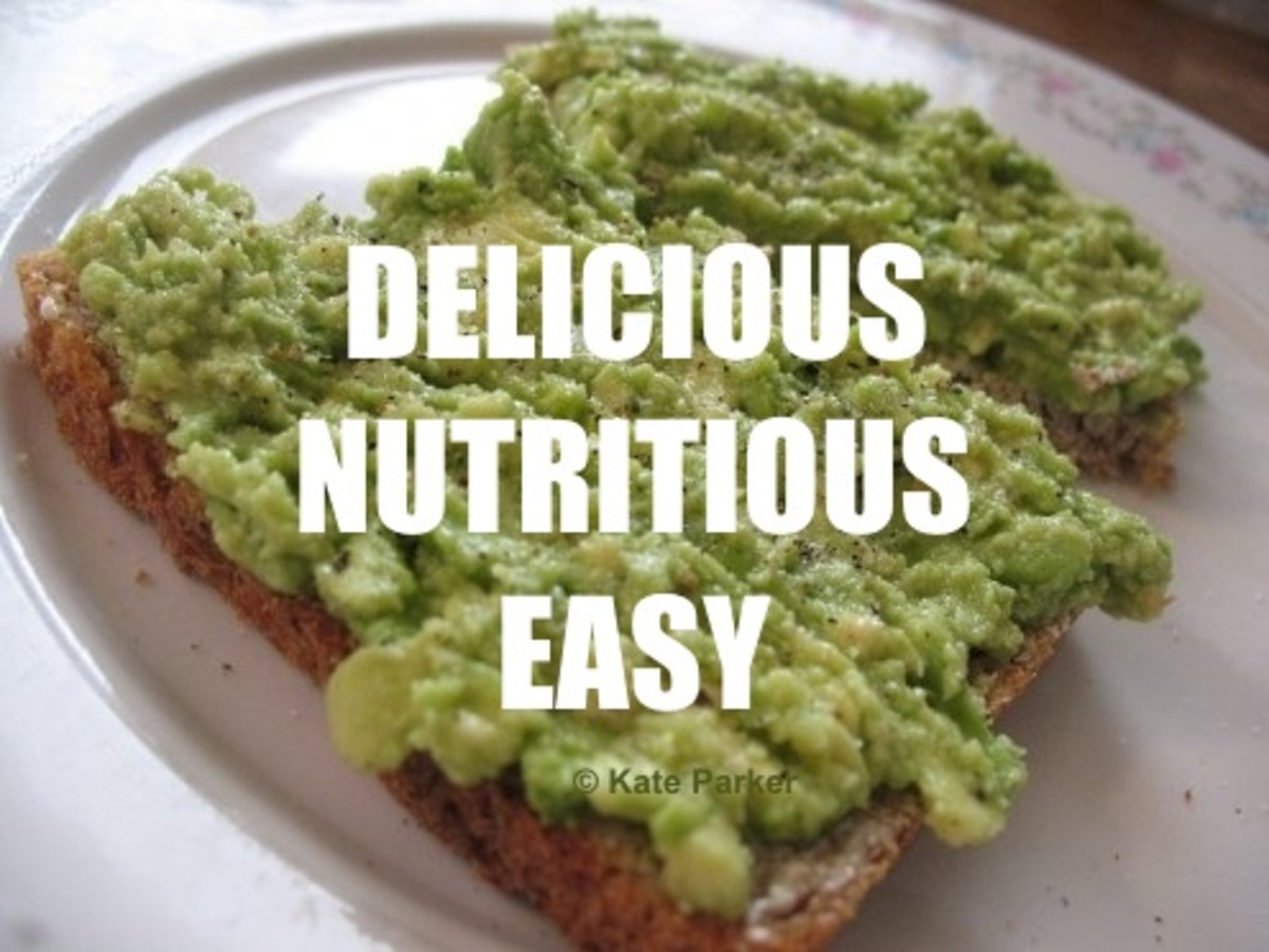 How To Make A Simple, Delicious, And Insanely Nutritious Avocado Sandwich (With Step-By-Step Images)