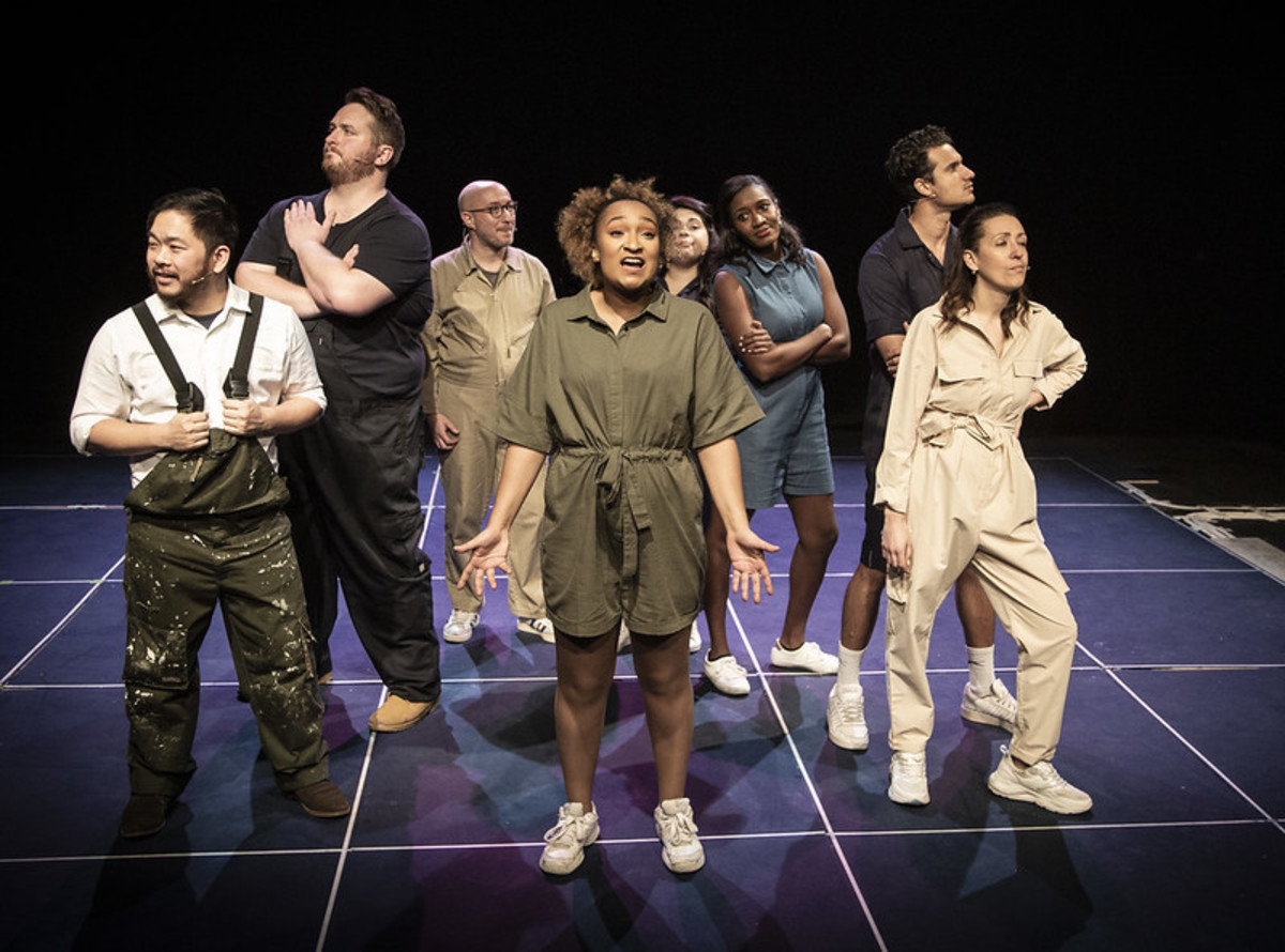 """""""Working: A Musical"""" – a Sedos Production at the Bridewell Theatre, London"""
