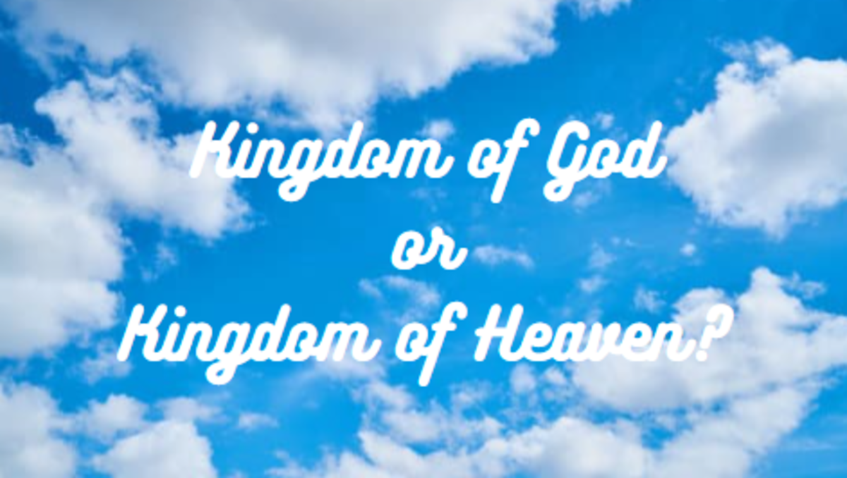 Is It the Kingdom of God or the Kingdom of Heaven?