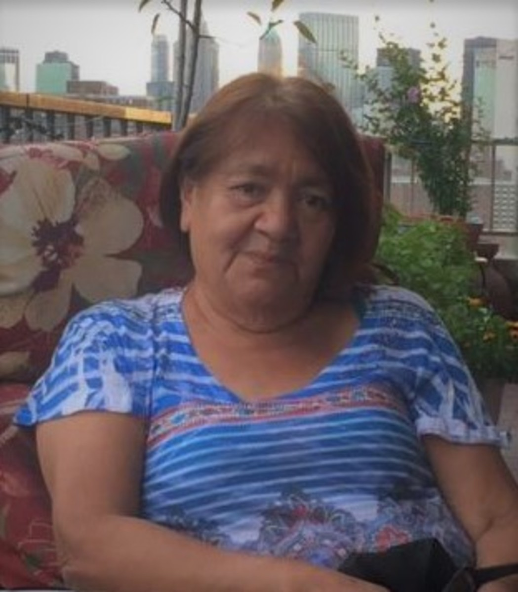 Mary Silva, retired Southside ISD employee of 38 years.