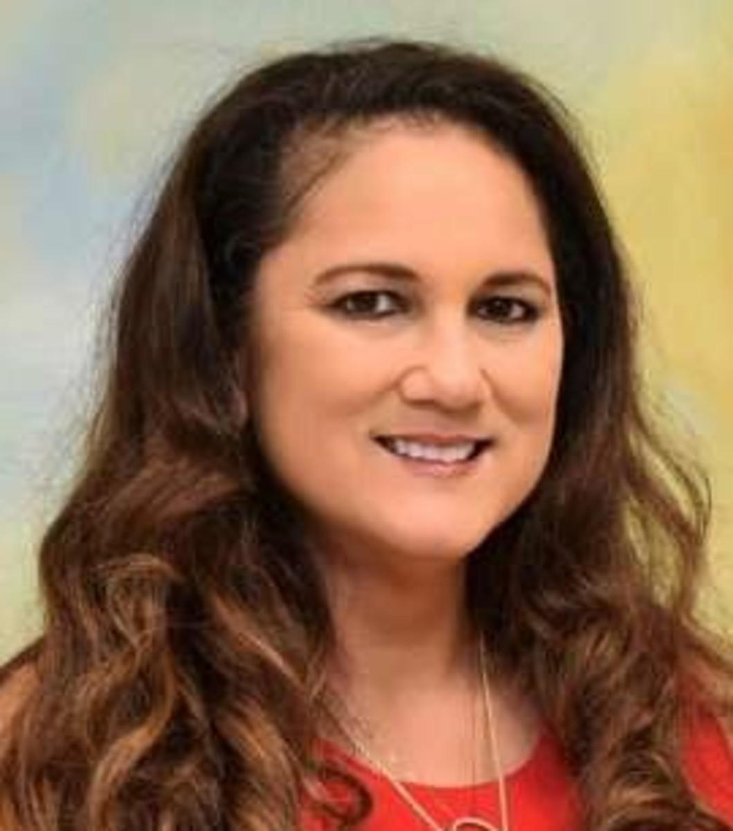 Brenda Nagelhout- Olivarez. Employed at Edgewood ISD. Candidate for Southside IS School Board. Position 6