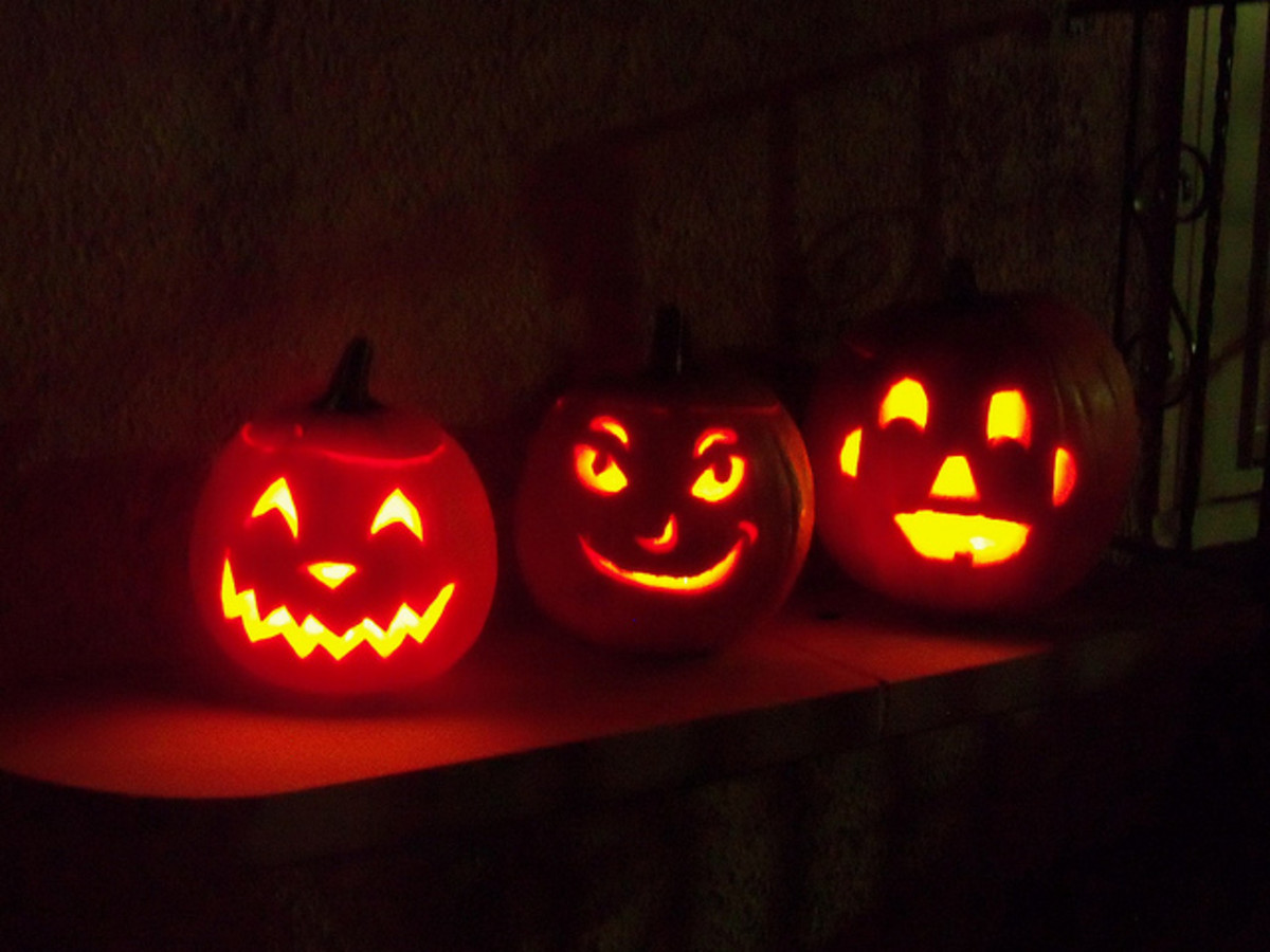 Pumpkin Carving - A How-To Guide