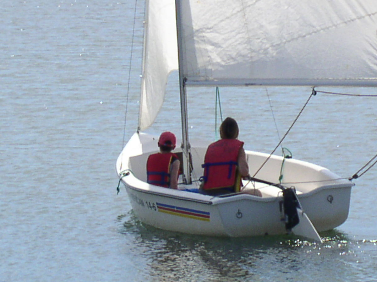 Boating on Martha's Vineyard