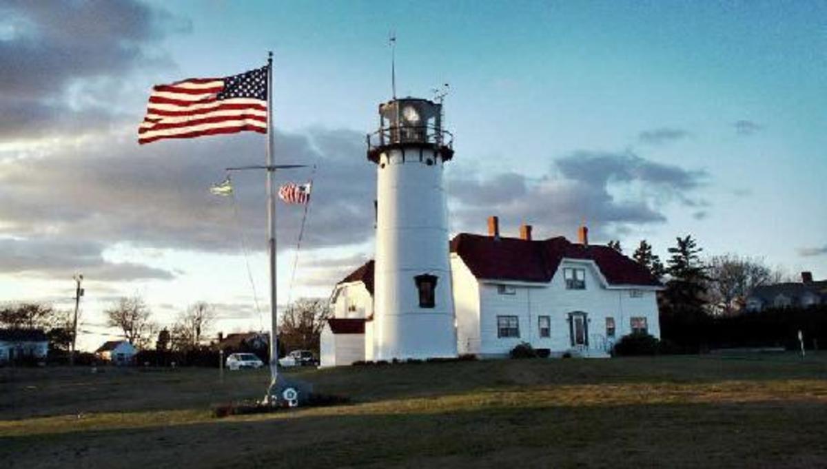 Chilmark Lighthouse