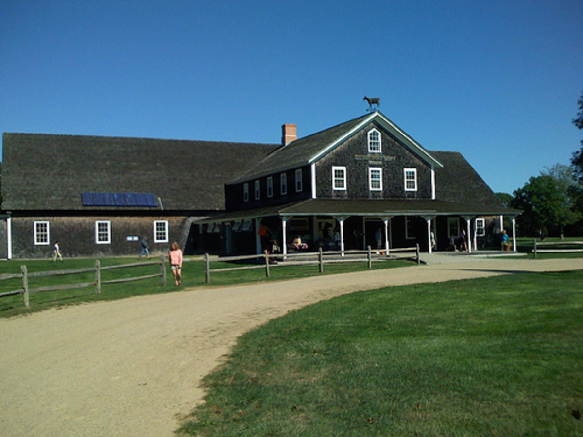 West Tisbury Agricultural Hall