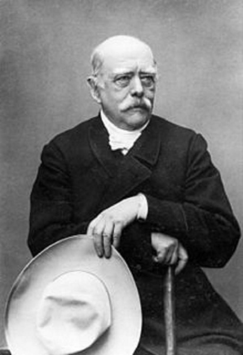 The political motions of Otto Von Bismark inadvertently laid the foundations for Berlin becoming Germany's capital city.