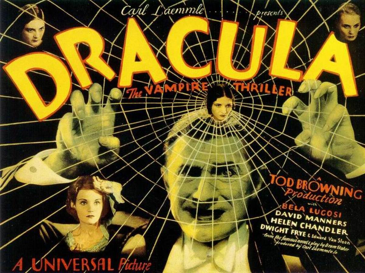Horror 1930-1939 - 100 Years of Movie Posters - 13