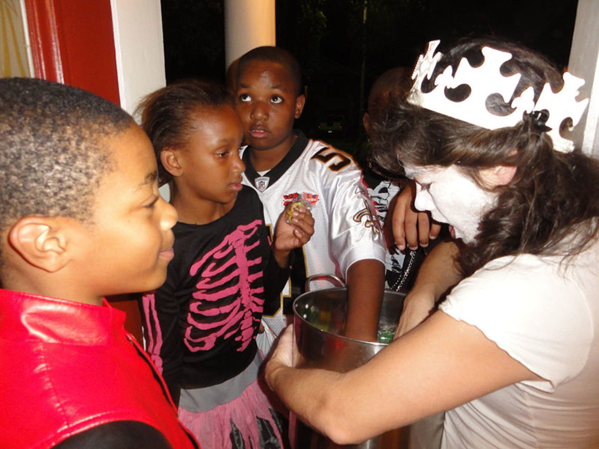 Who's Too Old to Trick or Treat? - Local Laws Mandate Age Restrictions