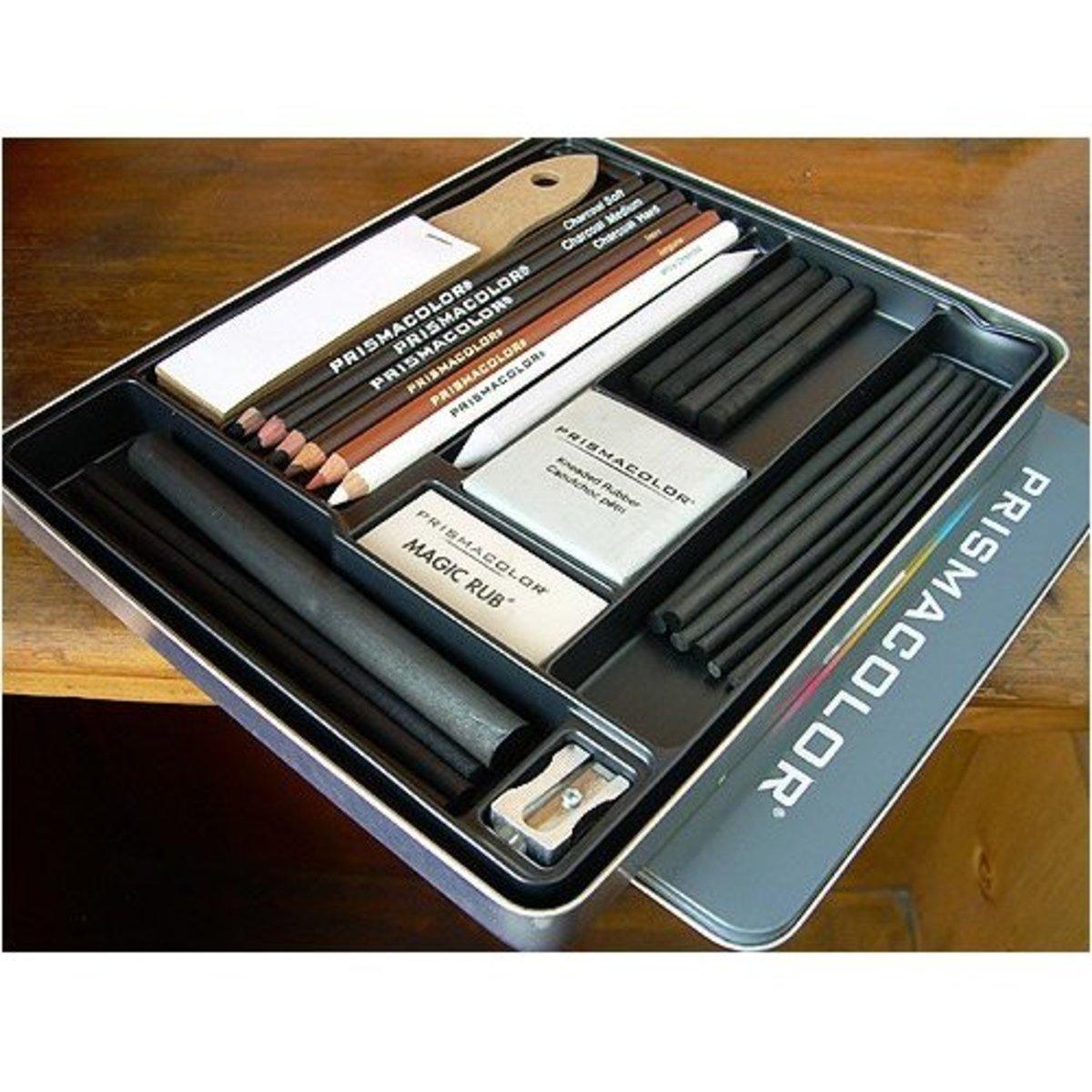 best charcoal pencil sets