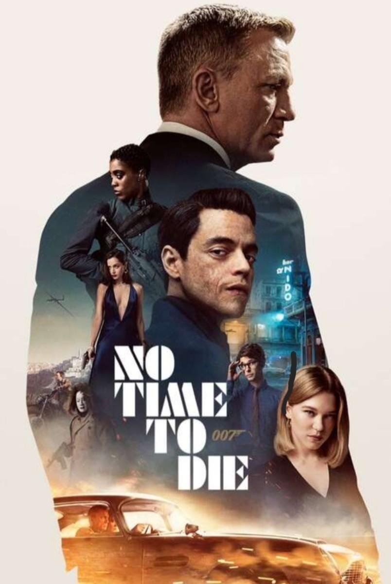 James Bond - No Time To Die Movie Review