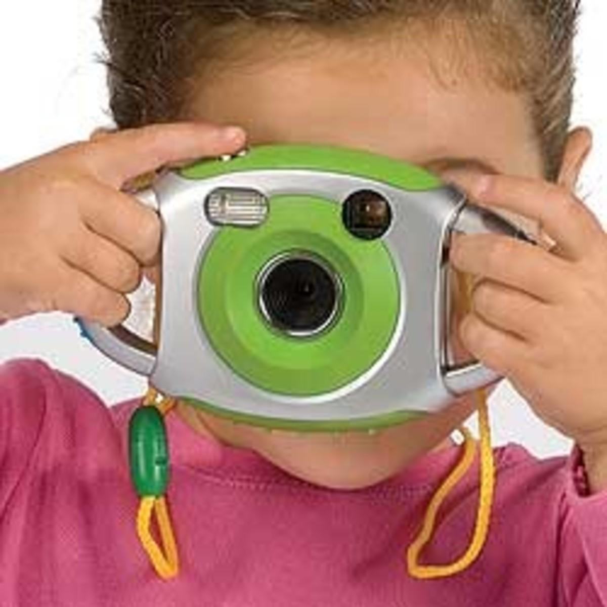 Thanksgiving kids photographer game