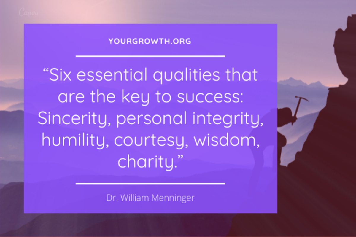 6 Essential Qualities That Are the Keys to Success