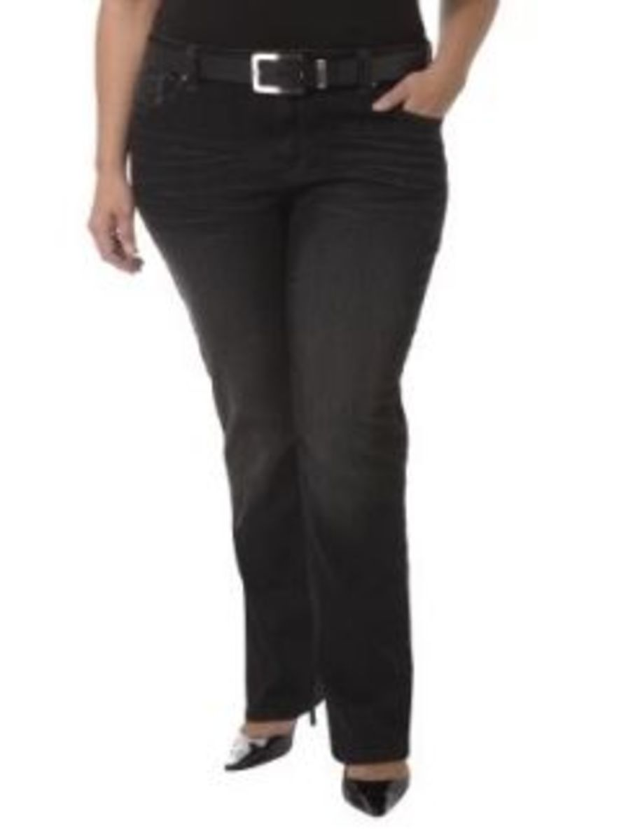 Plus Size Jeans from Addition-Elle
