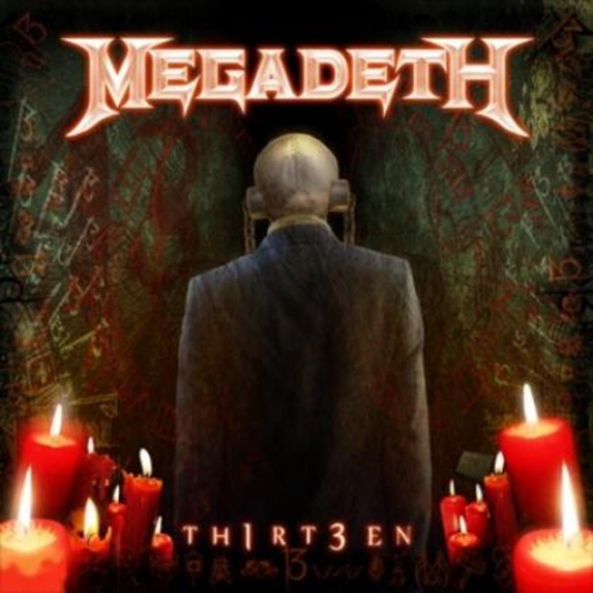 "Megadeth - ""Th1rt3en"" (2011) Review"