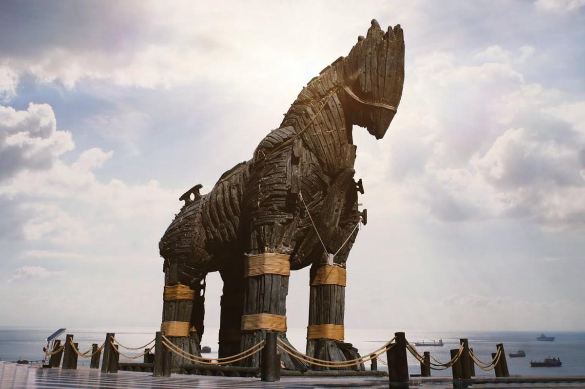 Bah, Humbug! Beware of Charlatans Riding Trojan Horses!