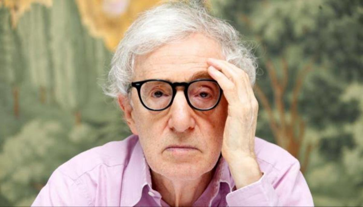It's All About Woody Allen.