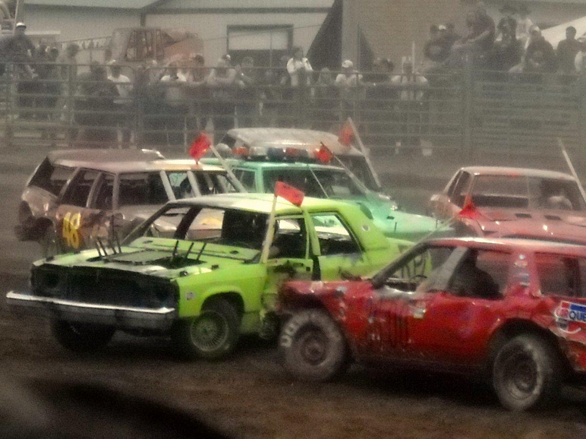 Demolition Derby Event