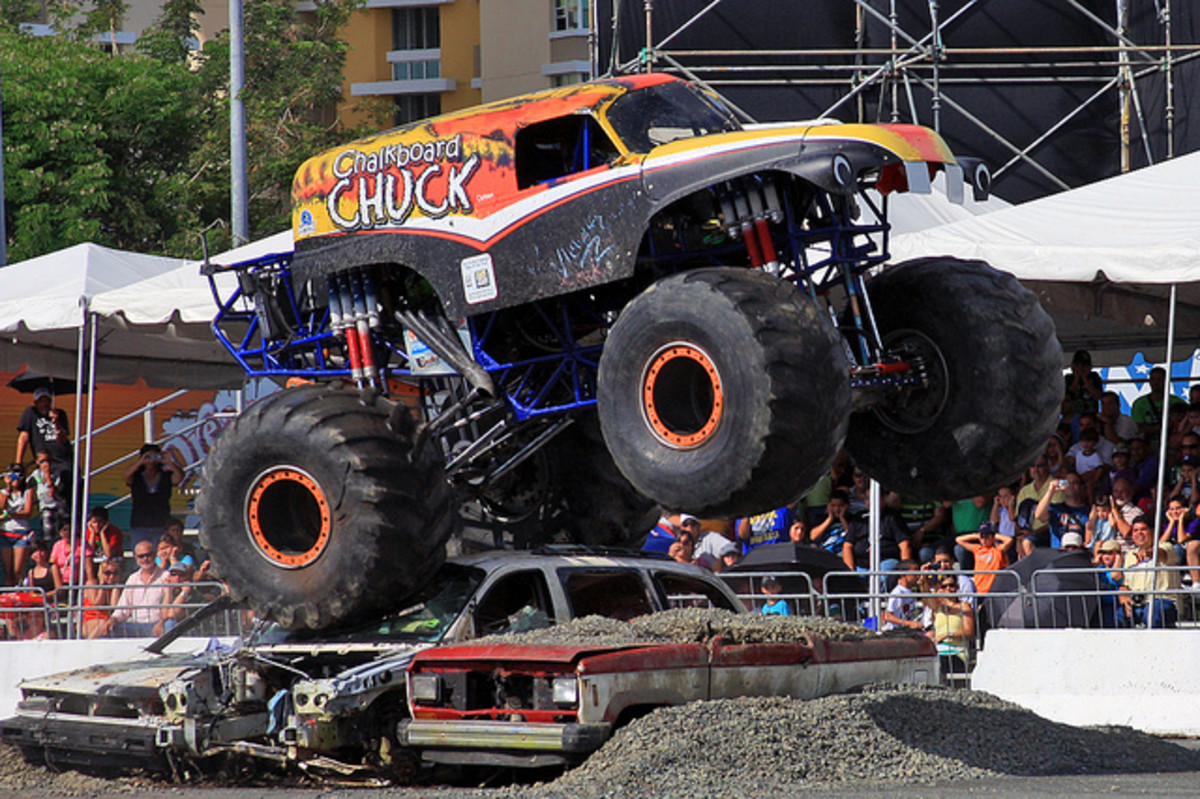 Monster Truck Competition