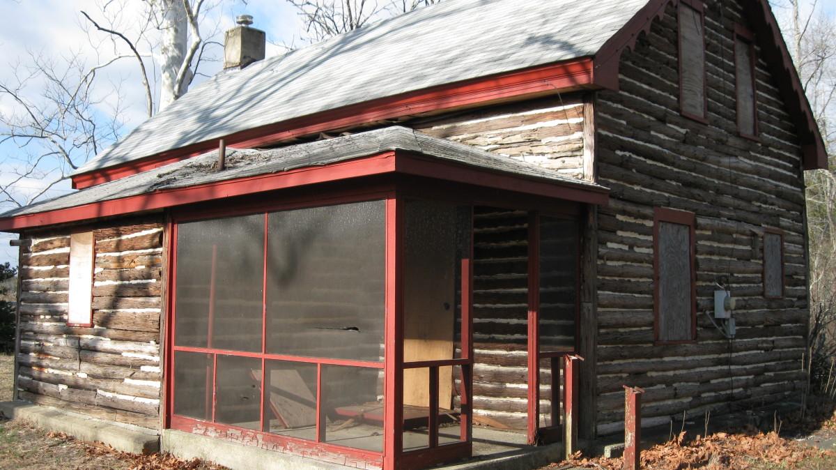 Old house at Atsion