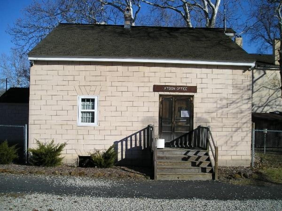 Ranger Station/Office/Gift Shop