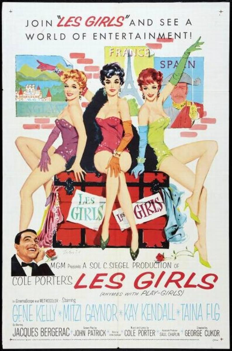 Les Girls (1957)