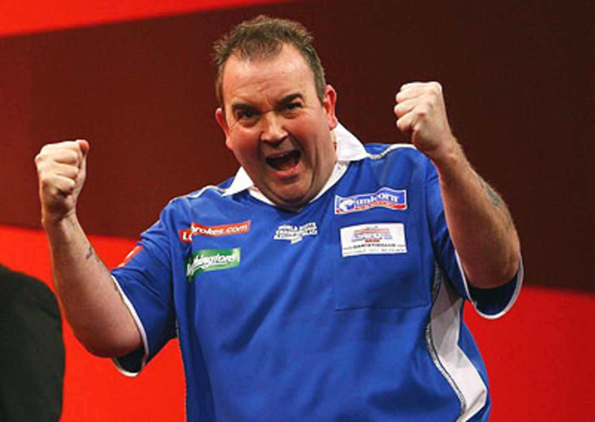 Phil 'The Power' Taylor.
