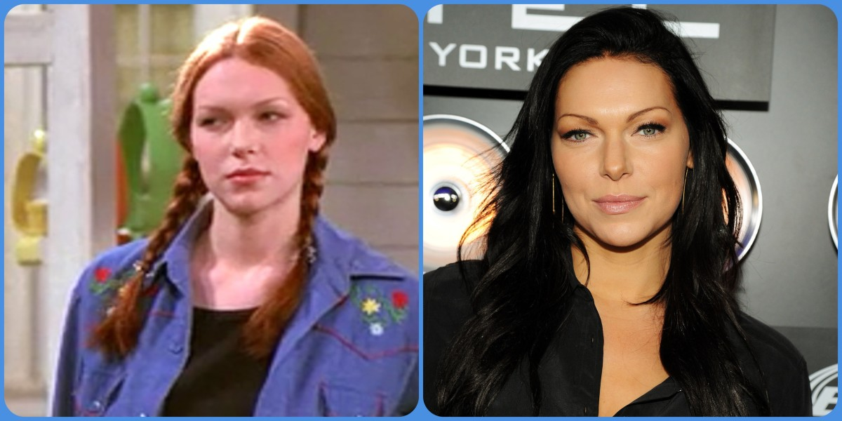 Laura Prepon then and now