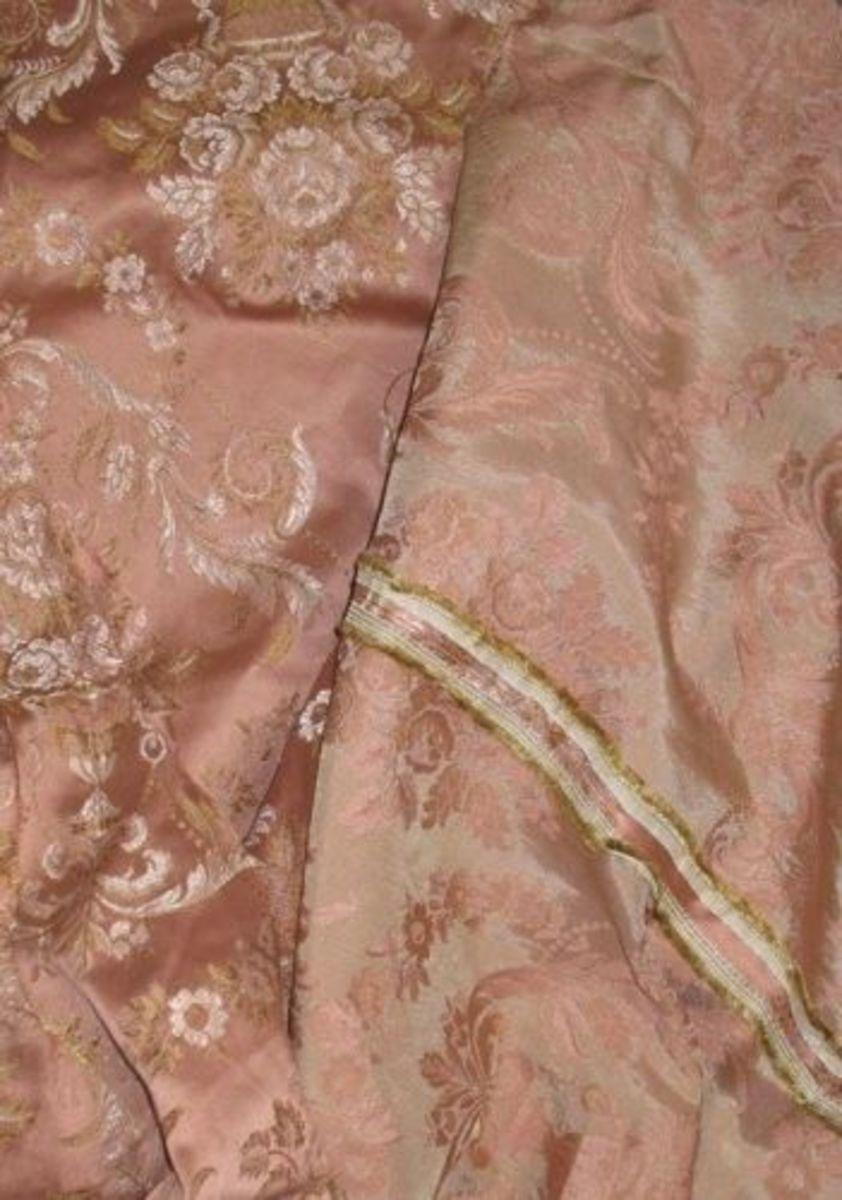 MeltedRachel's Pink Curtain