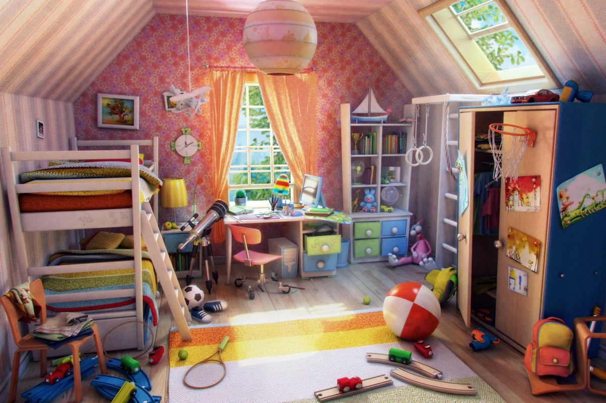 Positive Feng Shui For Your Child S Bedroom Hubpages
