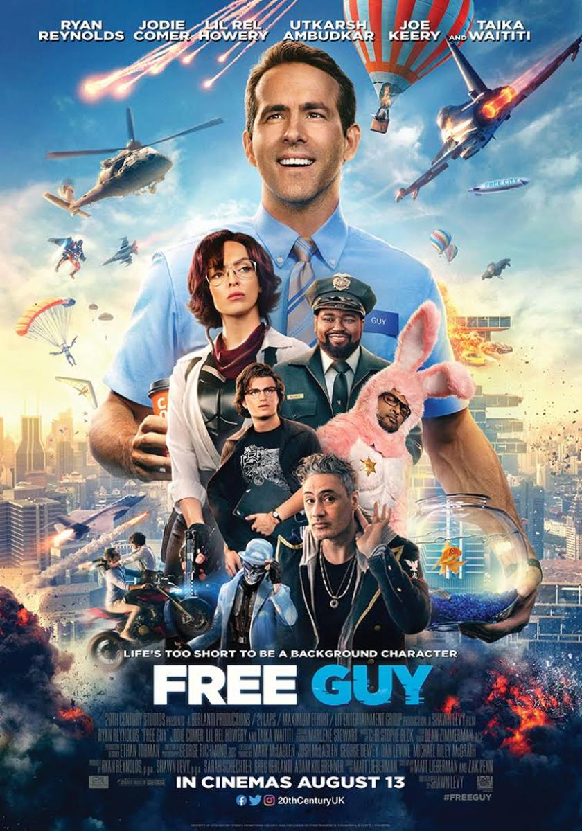 Movie Review - Free Guy (2021)
