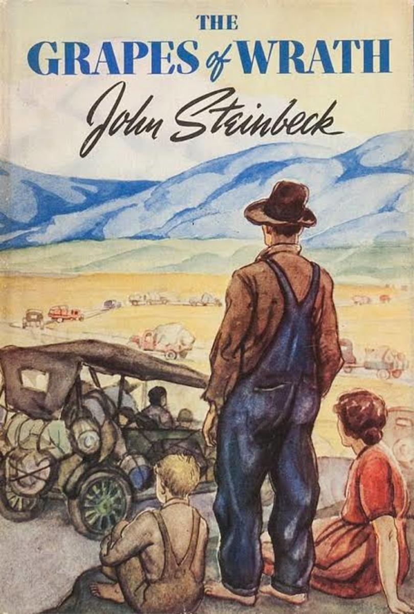 The Grapes of Wrath is a Novel by John Steinbeck Review
